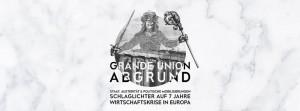 Veranstaltungsreihe: Grande Union Abgrund